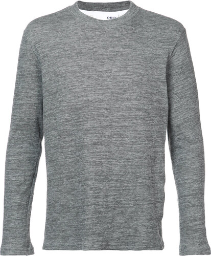 7340d7061050 Odin Two-Ply long sleeve T-shirt - Grey - Glami.sk