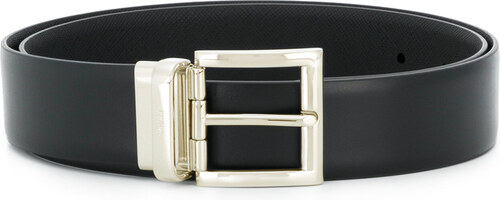 Prada square buckle belt - Black - Glami.sk 9eb663ccb6f