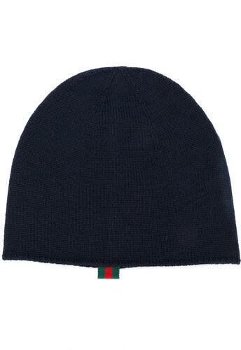 e74bb98fea7 Gucci Kids knit beanie - Blue - Glami.sk