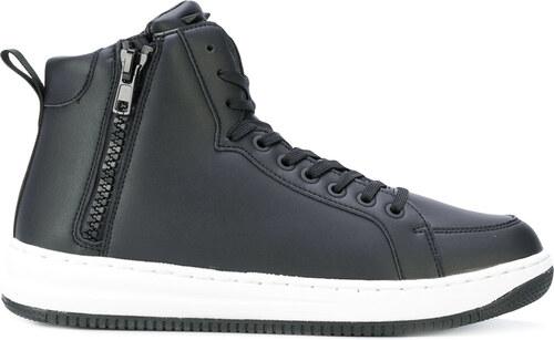 84777bb157 Ea7 Emporio Armani hi-top sneakers - Black - Glami.sk