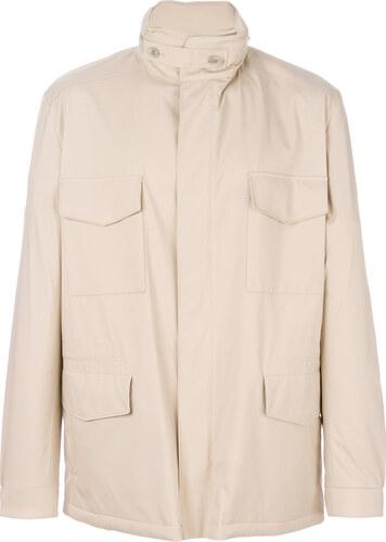 Loro Piana classic jacket - Nude   Neutrals - Glami.cz 8156577e3f