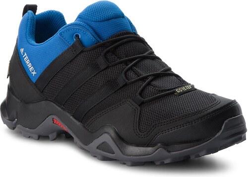 Boty adidas - Terrex AX2R Gtx GORE-TEX AC8032 Cblack Cblack Blubea ... 698acdad599
