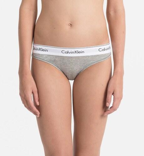bf30fe047 Nohavičky Modern Cotton F3787E sivá T | O Calvin Klein - Glami.sk