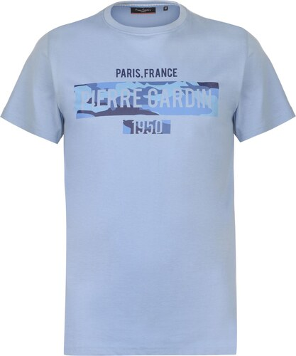 093966104f73 Tričko Pierre Cardin Camo Print Tee Mens - Glami.cz