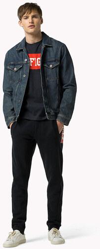 9867cb07b6 Tommy Hilfiger pánska džínsová bunda - Glami.sk