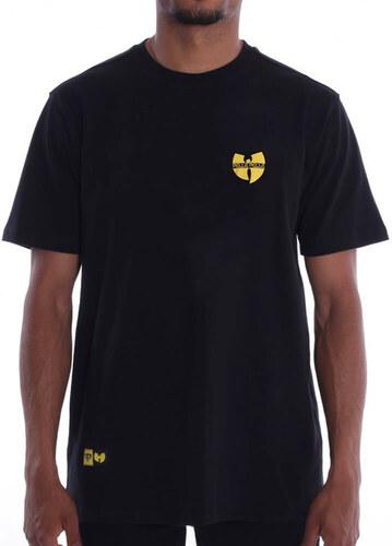 92b2a4451fd2 Pánské Tričko Pelle Pelle Wu-Tang Double Bat Logo Tee Black - Glami.cz