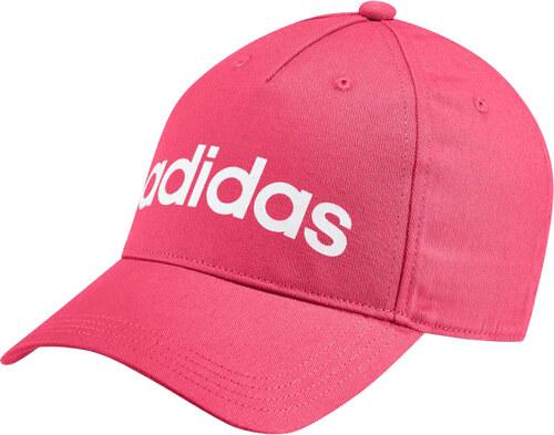 adidas CORE Dámská růžová kšiltovka Daily Cap - Glami.cz f0623ec38e