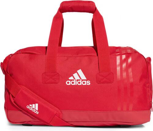 64d4ae1ab0 adidas PERFORMANCE Červená športová taška Tiro Team Bag Small - Glami.sk