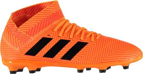 adidas Nemeziz 18.3 Dětské FG Dětské kopačky - Glami.sk ad160aff794