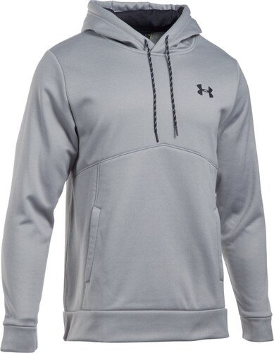 Under Armour Af Icon Solid Po Hood sivá S bbfc80c36b