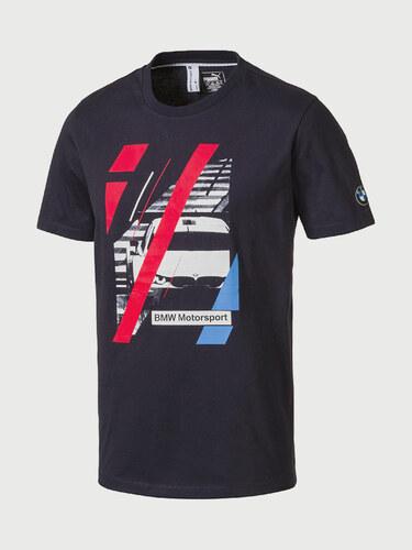Tričko Puma BMW MS Graphic Tee - Glami.cz b3ded74536b