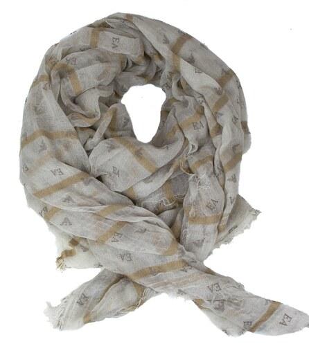 Armani Krémový šátek Emporio Armani 9544 - Glami.sk 73181a132b9