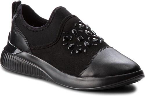 Sportcipő GEOX - D Theragon A D848SA 054AU C9999 Black - Glami.hu 58e7c7e1b0