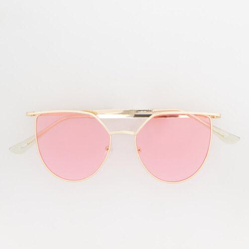 Reserved - Ružové slnečné okuliare - Ružová 564a5b53e28