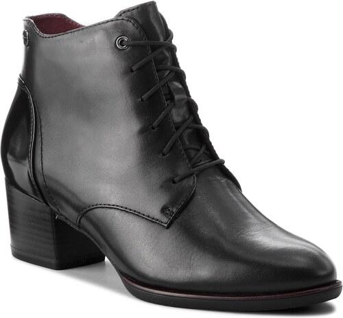 7fc39d1add6c7 Členková obuv TAMARIS - 1-25112-21 Black 001 - Glami.sk