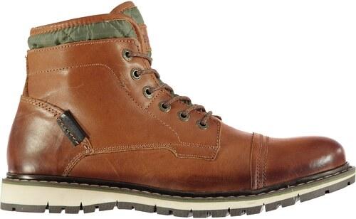 Firetrap Aubin Mess Boots Mens Camel - Glami.cz b02b70b329