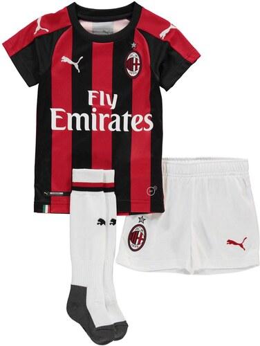 Puma AC Milan Home Mini Kit 2018 2019 - Glami.sk f99714bdae8