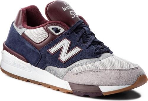 Sneakersy NEW BALANCE - ML597GNB Barevná Tmavomodrá - Glami.cz 5039ce1b1a5
