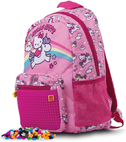 PIXIE CREW Hello Kitty dětský pixelový batoh růžový - Glami.cz 78e3c80850