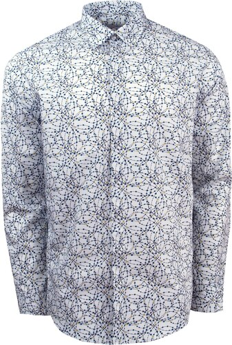 92136c62873 FERATT košile ARSENIO Slim fit bílá m. - Glami.cz