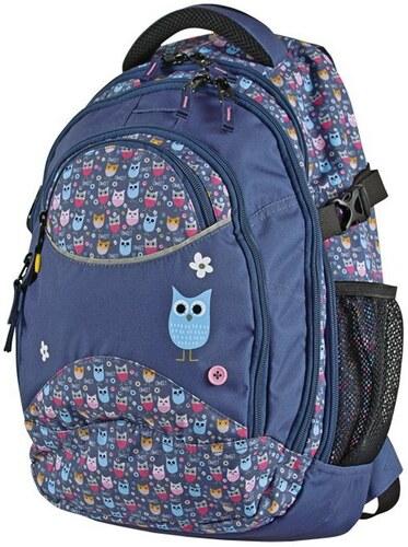 Stil Studentský batoh Owlet - Glami.cz 5a0d15e418