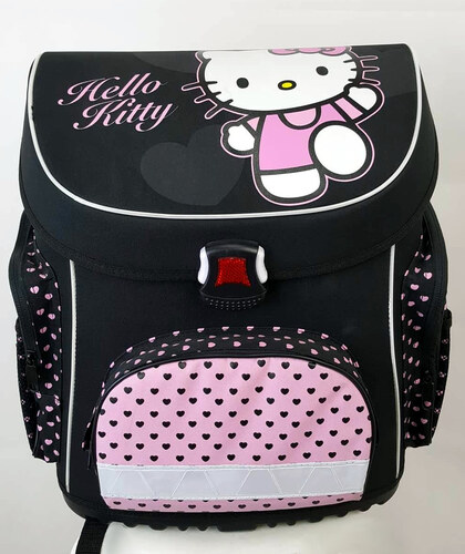 Derform Školní aktovka Hello Kitty - Glami.cz b087502517