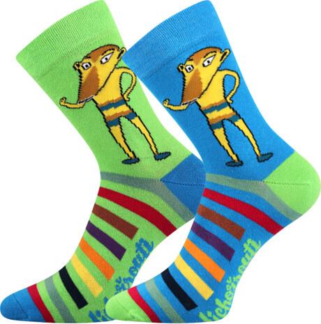 Lonka Společenské ponožky Lichožrouti P Ramses 3 páry - Glami.cz 7a42013f66