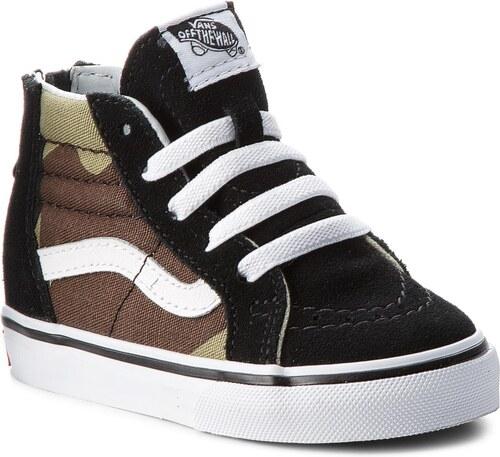 863bd661d1e1 Sneakersy VANS - Sk8-Hi Zip VN0A32R3NRA (Woodland Camo) Bk Woodlnd ...