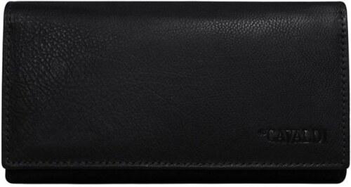 Cavaldi veľká kožená peňaženka veľká červená N20-ccf red - Glami.sk 5363d236ab0