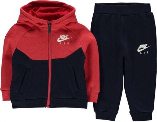Nike - Air Fleece Full Zip Tracksuit - Glami.sk 96f855005cd