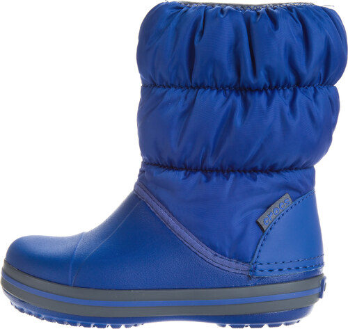2429000d286 Crocs Winter Puff Sněhule dětské Modrá - Glami.cz