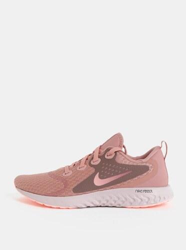 6a7084301693 Růžové dámské tenisky Nike Legend React - Glami.cz