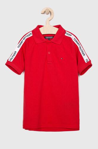 62f7973908d Tommy Hilfiger - Dětské polo tričko 110-176 cm - Glami.cz
