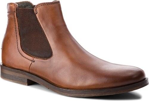 24be178283 Kotníková obuv s elastickým prvkom BUGATTI - 311-17336-4100-6300 Cognac