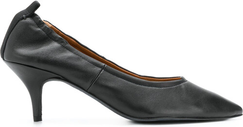 a81e7bcdefd Joseph Dallin kitten heel pumps - Black - Glami.sk