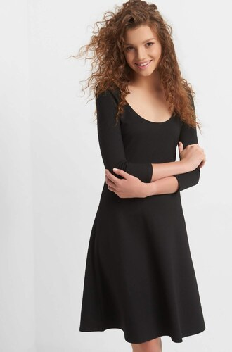 05e2c564625d ORSAY Šaty s hlbokým výstrihom - Glami.sk