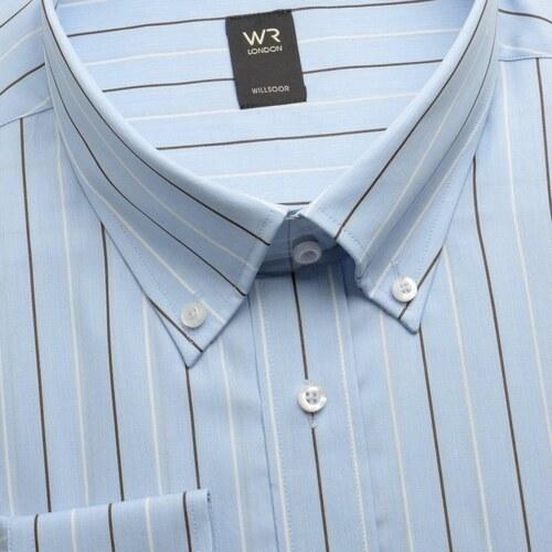 fb59f9e542e Willsoor Pánská košile WR London (výška 188 194) 1574 - Glami.cz