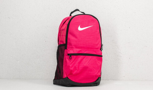 Nike Brasilia M Backpack Pink  Black  White - Glami.sk 6a5e58e4b8