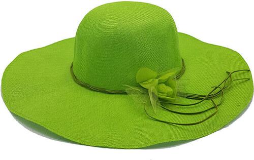 a7bd55b68dd Bleskovynakup.cz Dámský letní slaměný klobouk - květinový - více variant