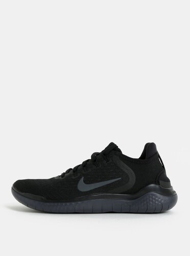 Čierne dámske tenisky Nike Free RN 2018 - Glami.sk 1fcb35ecba7