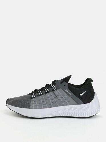 Sivo-čierne dámske tenisky Nike EXP - X 14 - Glami.sk ff3bda10281