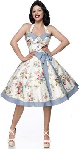 96bfd5764400 Krásne swingové dámske retro šaty Belsira Belsira 50089 - Glami.sk
