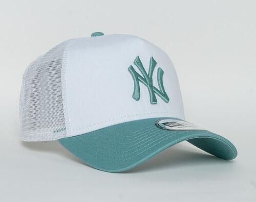 d9c543bebb0 ... Kšiltovka New Era League Essential New York Yankees 9FORTY A-FRAME  TRUCKER Optic White