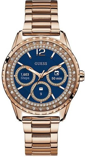 93ce4f13e GUESS CONNECT WATCHES Mod. C1003L4 - Glami.sk