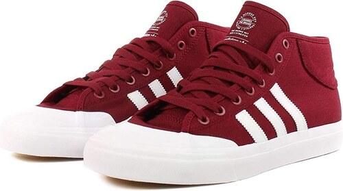 83700b64712 Pánské boty adidas Originals Matchcourt Collegiate Burgundové - Glami.cz