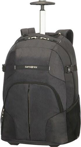 353c0095b60 Samsonite Cestovní batoh na kolečkách Rewind 32