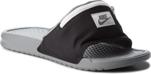 -20% Nazouváky NIKE - Benassi Jdi Fanny AO1037 001 Black Cool Grey Summit  White 924691c2b9