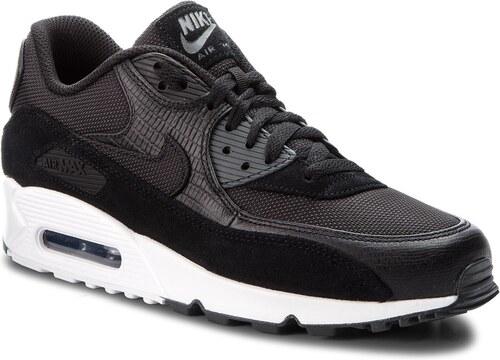 Pantofi NIKE - Air Max 90 Premium 700155 014 Black Black White Anthracite 6facf766c