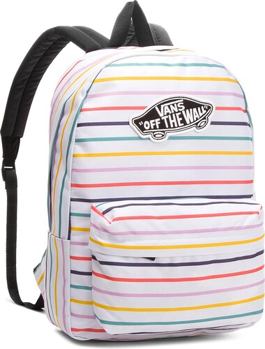 Hátizsák VANS - Realm Backpack VN000NZ0RHQ Party Stripe - Glami.hu 0b922acd4a
