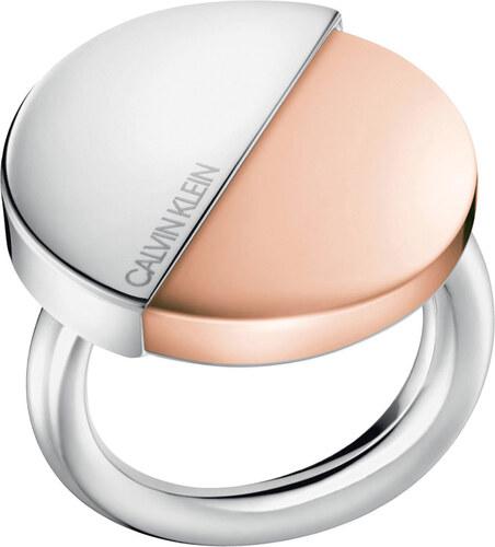 bf48b05d75 Női Calvin Klein Gyűrű Ezüst Bézs - Glami.hu